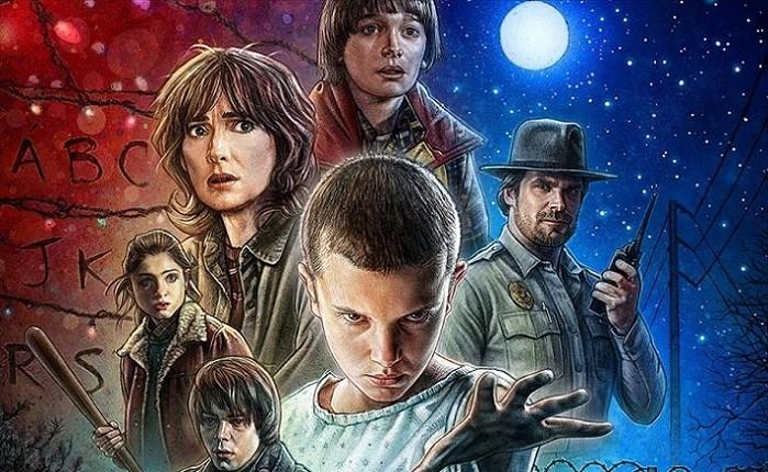 To Stranger Things η πιο αγαπημένη σειρά στο Netflix για την Ελλάδα
