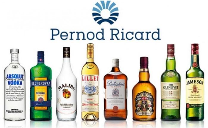 Pernod Ricard: Παγκόσμια ανάθεση στη Wavemaker