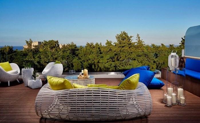 Mindhaus: Συνεργασία με το Rodos Park Suites & Spa