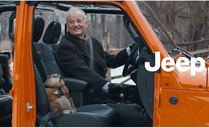 «Η Μέρα της Μαρμότας» με το Jeep Gladiator ξεπερνά τα 104 εκατ. views