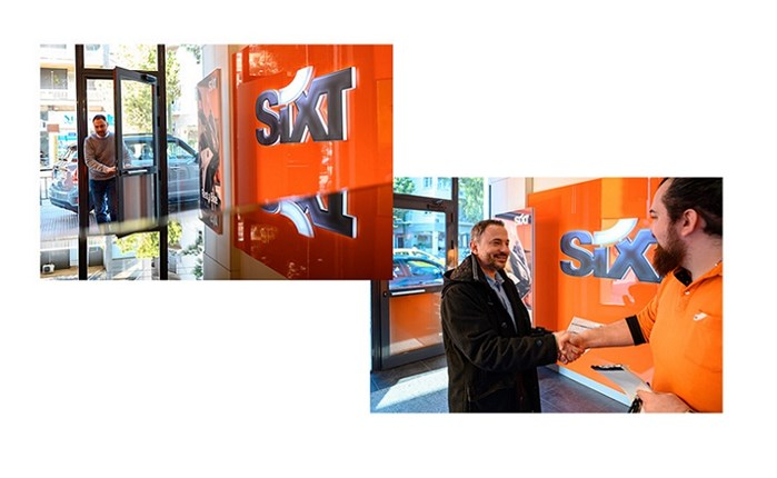 Sixt: O Δημήτρης Χρονόπουλος νέος brand ambassador στην Ελλάδα