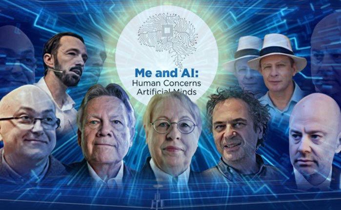 Οι κεντρικοί ομιλητές του Me and AI 2020