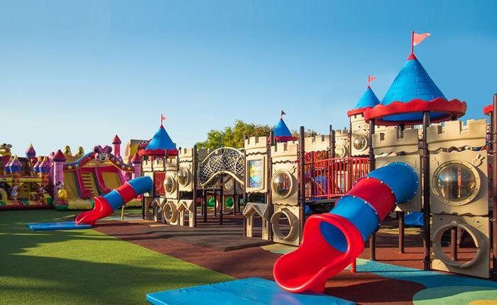 Volta Fun Park: Προσφέρουµε µια family-friendly εµπειρία
