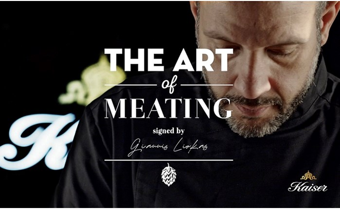"Tα μυστικά του ""meat-ing"" από την Kaiser και τον chef Γιάννη Λιόκα"