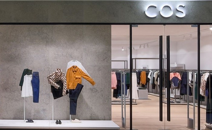 Outstand: Συνεργασία με το fashion brand COS