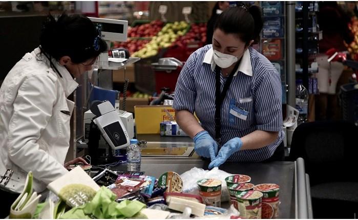 Kορονοϊός: Κυρίαρχο το αίσθημα ανασφάλειας/ανησυχίας στους καταναλωτές