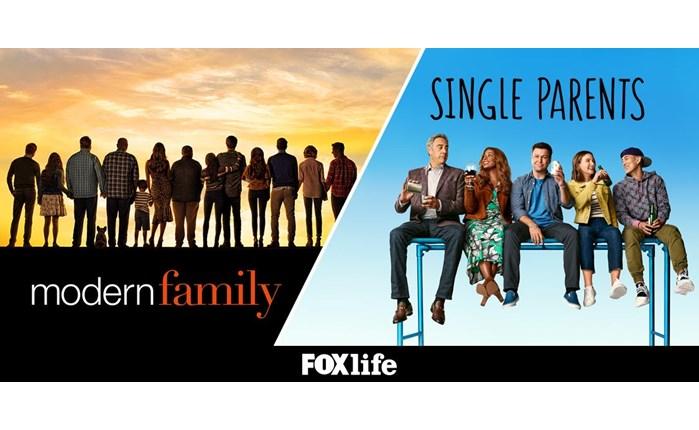 «Modern Family» και «Single Parents» επιστρέφουν με νέα επεισόδια στο Fox Life