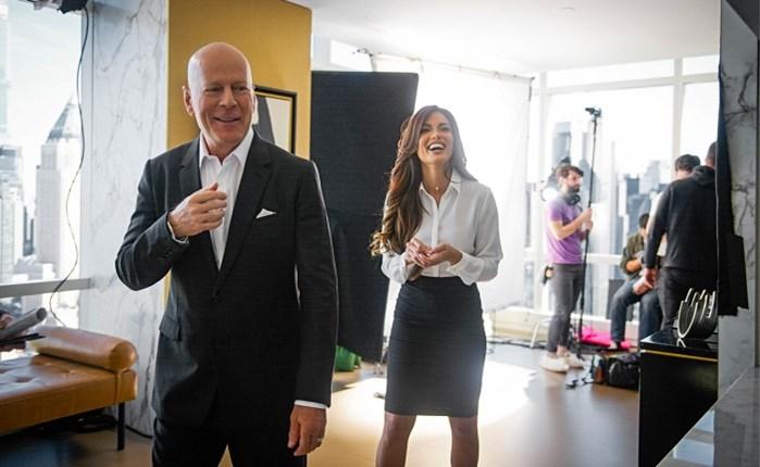 Ηell Energy: Nέο διαφημιστικό σποτ με τον Bruce Willis