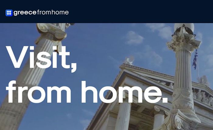 ΕΟΤ: Στη Marketing Greece το Greece From Home