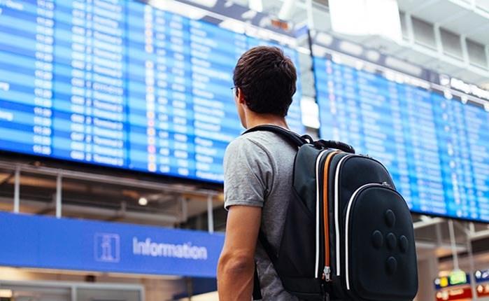 2 στους 3 είναι πρόθυμοι να αρχίσουν τα διεθνή ταξίδια