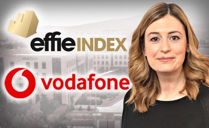 Χάιδω Ηλιοπούλου, Vodafone: Κορυφαία αναγνώριση της στρατηγικής μας