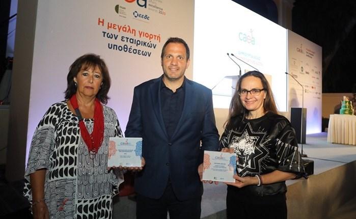 CAEA 2020: Δύο κορυφαίες διακρίσεις για την bwin