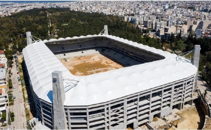 """ΑΕΚ: """"ΟΠΑΠ Arena Αγιά Σοφιά"""" θα ονομαστεί το νέο γήπεδο"""