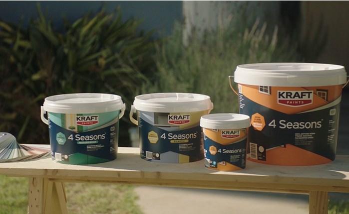 Isobar: Νέα τηλεοπτική καμπάνια για την KRAFT Paints