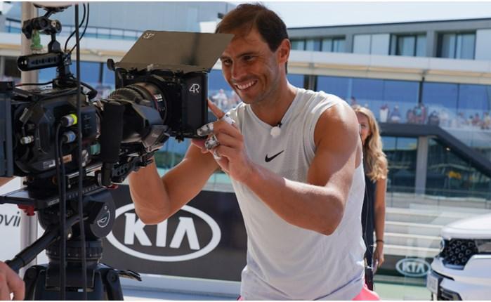 Kia & Nadal μαζί και για την επόμενη πενταετία