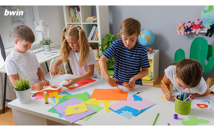 H bwin δίπλα σε παιδιά, οικογένειες και νέους ενόψει της νέας σχολικής χρονιάς