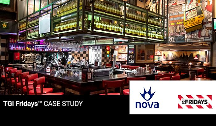 Nova & TGI Fridays: Κλείνουν 10 χρόνια συνεργασίας