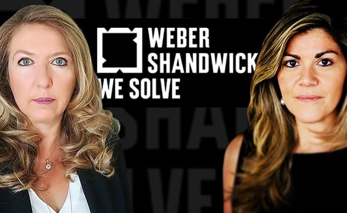 Weber Shandwick: Γενικές διευθύντριες η Βένη Κλεονάκου και η Μάγδα Κουτσουφλάκη