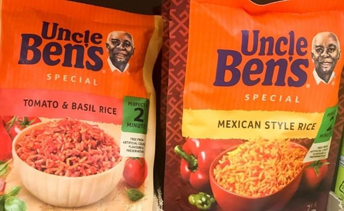 Mars Food: To Uncle Ben's γίνεται Ben's Original