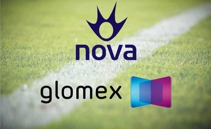 Το αθλητικό περιεχόμενο της NOVA στην glomex