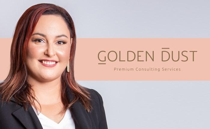 Nέα εταιρεία επικοινωνίας Golden Dust