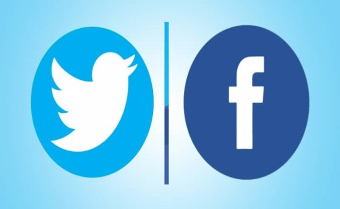 Facebook και Twitter «ξήλωσαν» δίκτυα
