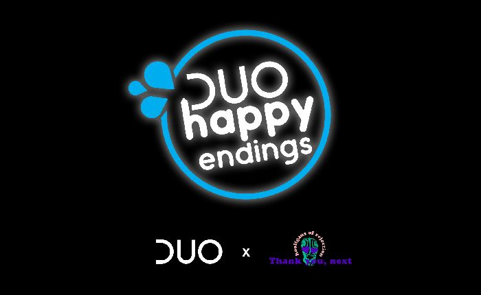 4WiseMonkeys: Νέα συνεργασία DUO και Thank You, Next