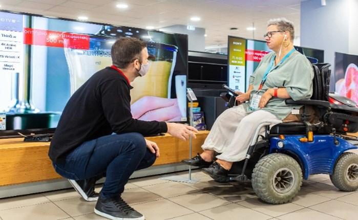 Κωτσόβολος: Παρουσιάζει την πρωτοβουλία «Τεχνολογία χωρίς Εμπόδια»