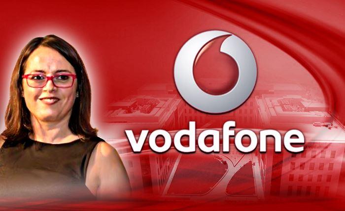 Η Κατερίνα Σιπητάνου στη Vodafone Greece
