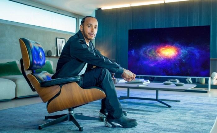 Ο Lewis Hamilton είναι ο νέος brand ambassador της LG Signature