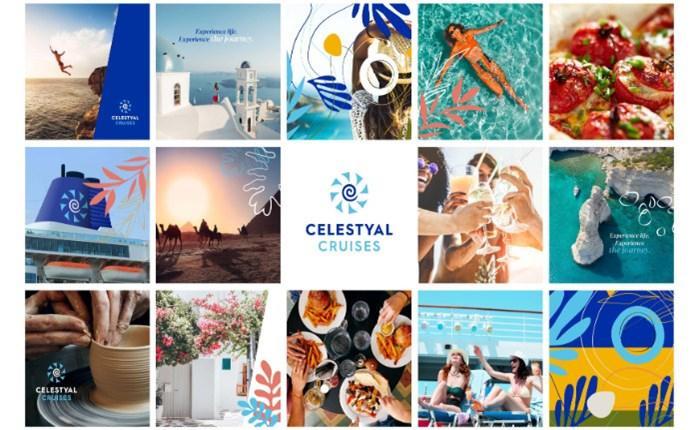 Celestyal Cruises: Η ανανεωμένη εταιρική ταυτότητα που αναδεικνύει το ελληνικό της πνεύμα