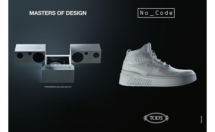 """Masters of Design"": Η νέα καμπάνια Tod's No_Code"