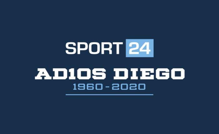 ΑD10S DIEGO: Η ενέργεια του SPORT24 προς τιμήν του Diego Maradona