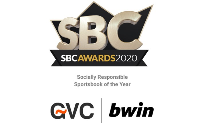Bwin: Απέσπασε τη διεθνή διάκριση «Socially Responsible Sportsbook of the Year»