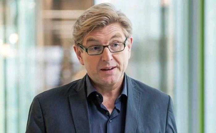 Ο Keith Weed τιμήθηκε με παράσημο CBE