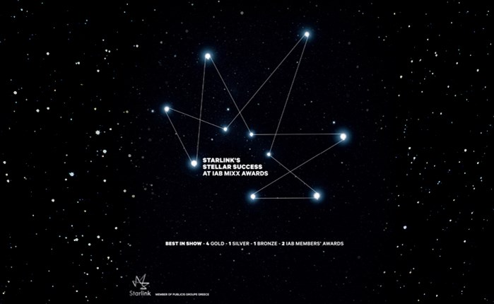 Starlink: Δυναμικά στην κορυφή