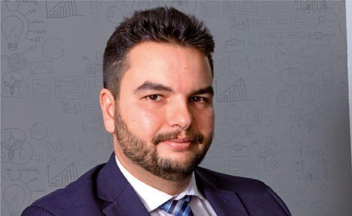 Στον Όμιλο DPG ο Δημήτρης Πεφάνης