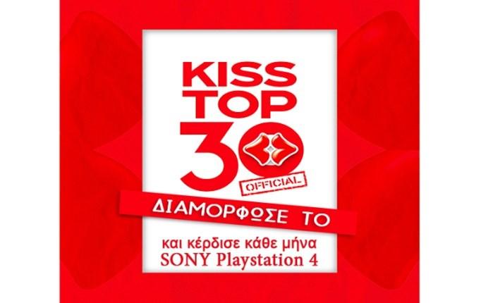 92,9 Kiss: Ξεκίνημα νέας χρονιάς με 2 πρωτοτυπίες και ανανεωμένο το Club Kiss
