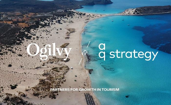 Στρατηγική συμμαχία Ogilvy- AQ Strategy για τον Τουρισμό