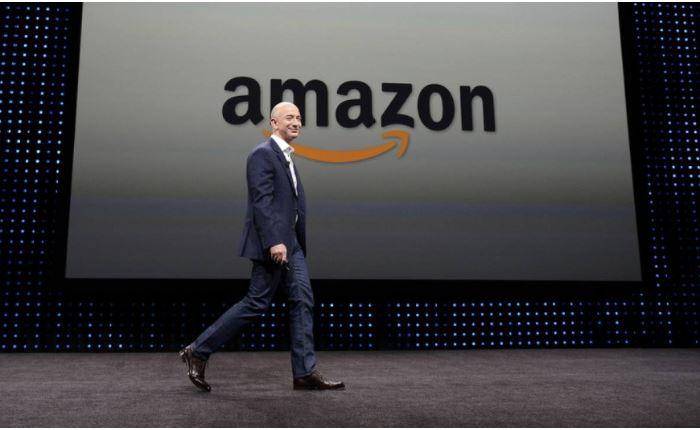 Amazon: Ο Τζεφ Μπέζος αποχωρεί από CEO