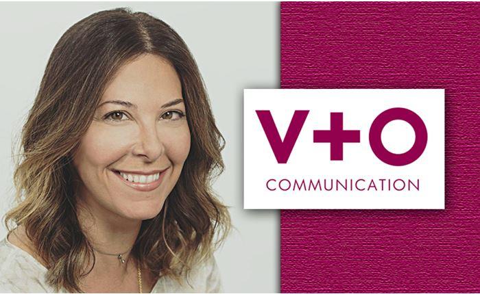 Η Ειρήνη Αναστασιάδου Business Unit Director στη V+O Communication