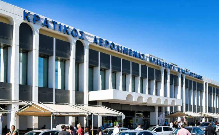 Στην Interbus o Διεθνής Αερολιμένας Ηρακλείου «Ν. Καζαντζάκης»