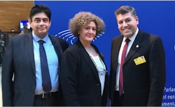 Νέα Πρόεδρος στο Διεθνές Συμβούλιο της Ένωσης Ευρωπαίων Δημοσιογράφων
