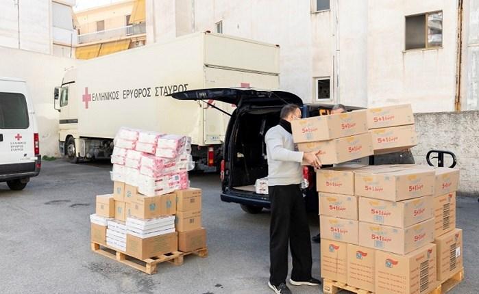 ΑΒ Βασιλόπουλος: Στήριξη στους πληγέντες από τον σεισμό σε Ελασσόνα και Τύρναβο