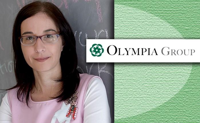 H Νικόλ Ιωαννίδη στο Olympia Group