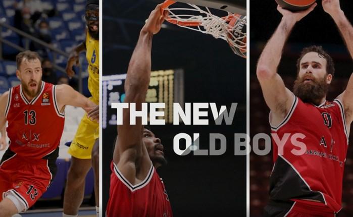 The New Old Boys με στυλ... ιταλικό έρχονται στη Nova