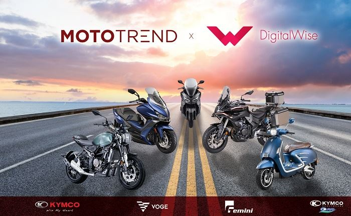 DigitalWise: Ανανέωση συνεργασίας με Mototrend