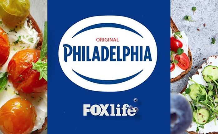 Νέα δημιουργική συνεργασία  FOX Life & Philadelphia