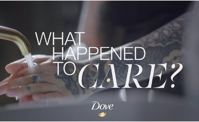 DOVE  Γιατί σταμάτησες να σκέφτεσαι τη φροντίδα;