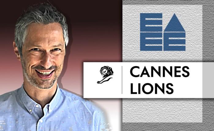 Ο Πάνος Σαμπράκος στο jury των Cannes Lions